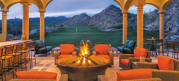 Family Resort Living - Stone Canyon